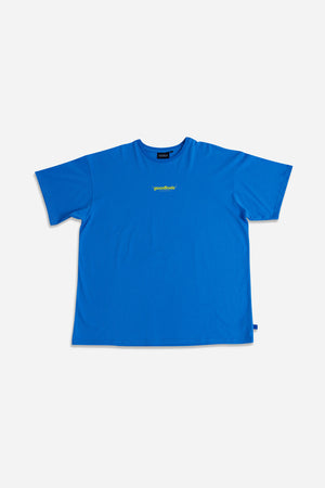 OFFICIAL RETRO T-SHIRT BLU