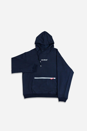 CLOUD HOODY BLK
