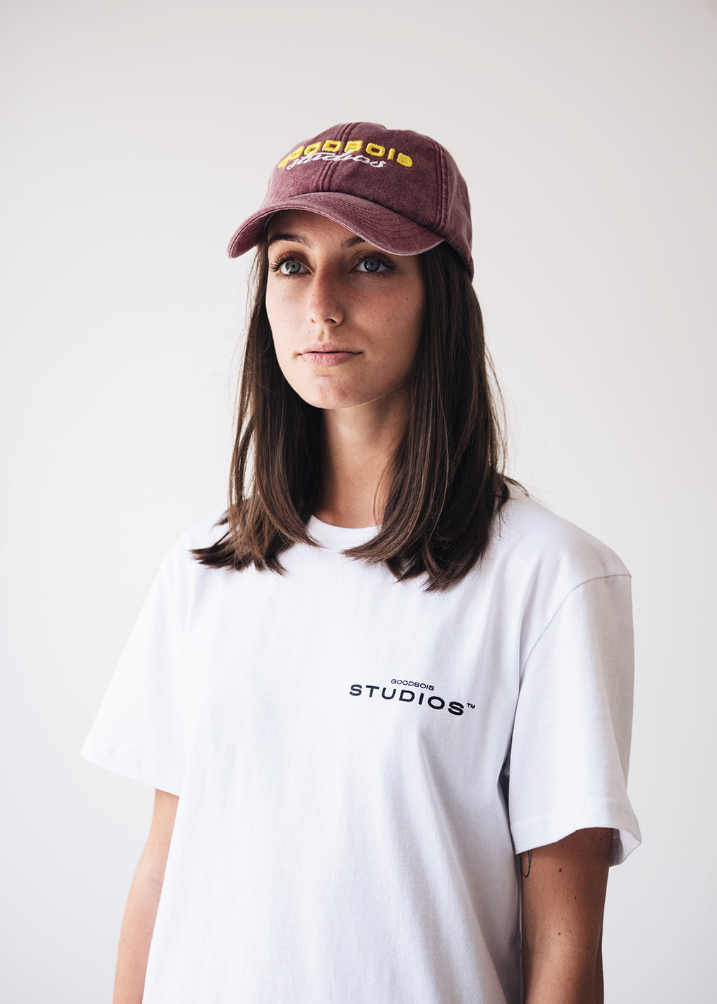 STUDIOS: RACING POLO CAP RED