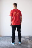 STUDIOS: RACING T-SHIRT RED