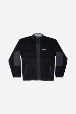 OFFICIAL FLEECE FULLZIP JACKET BLK