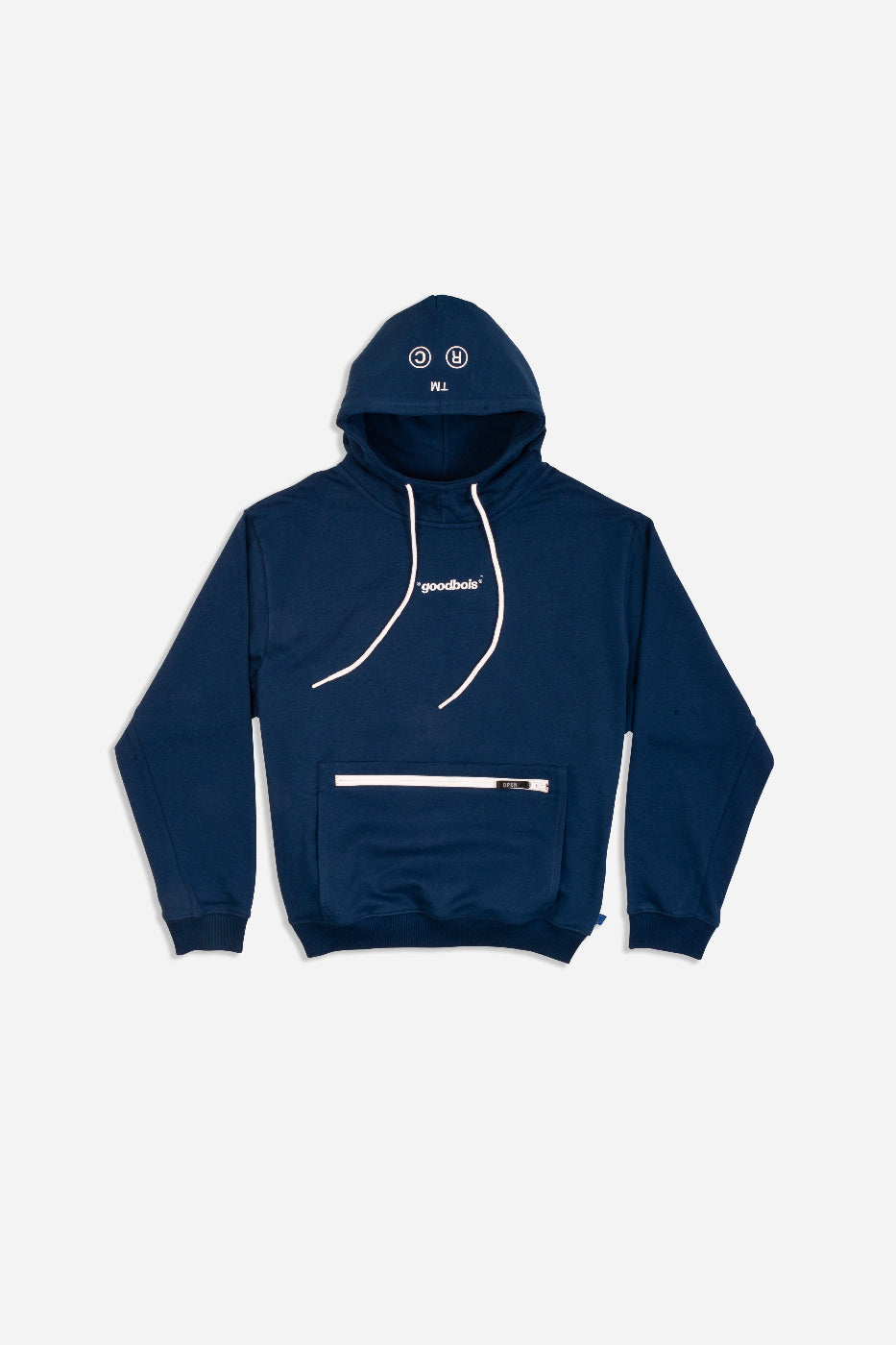 CLOUD HOODY NVY