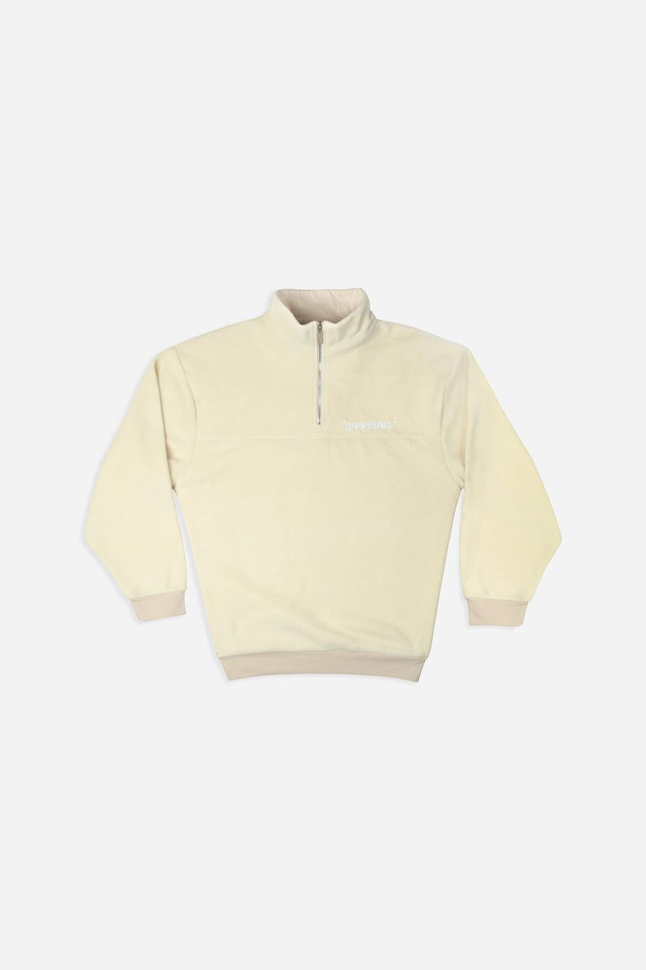 OFF FLEECE HALFZIP BGE