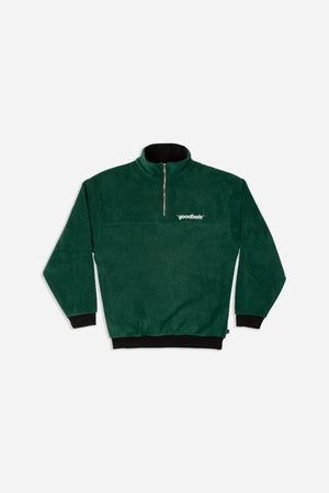 OFF FLEECE HALFZIP FRST
