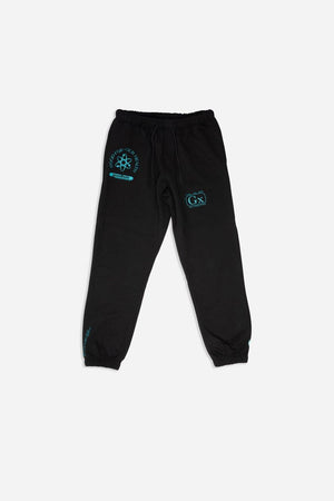 PILLS SWEAT PANTS BLK