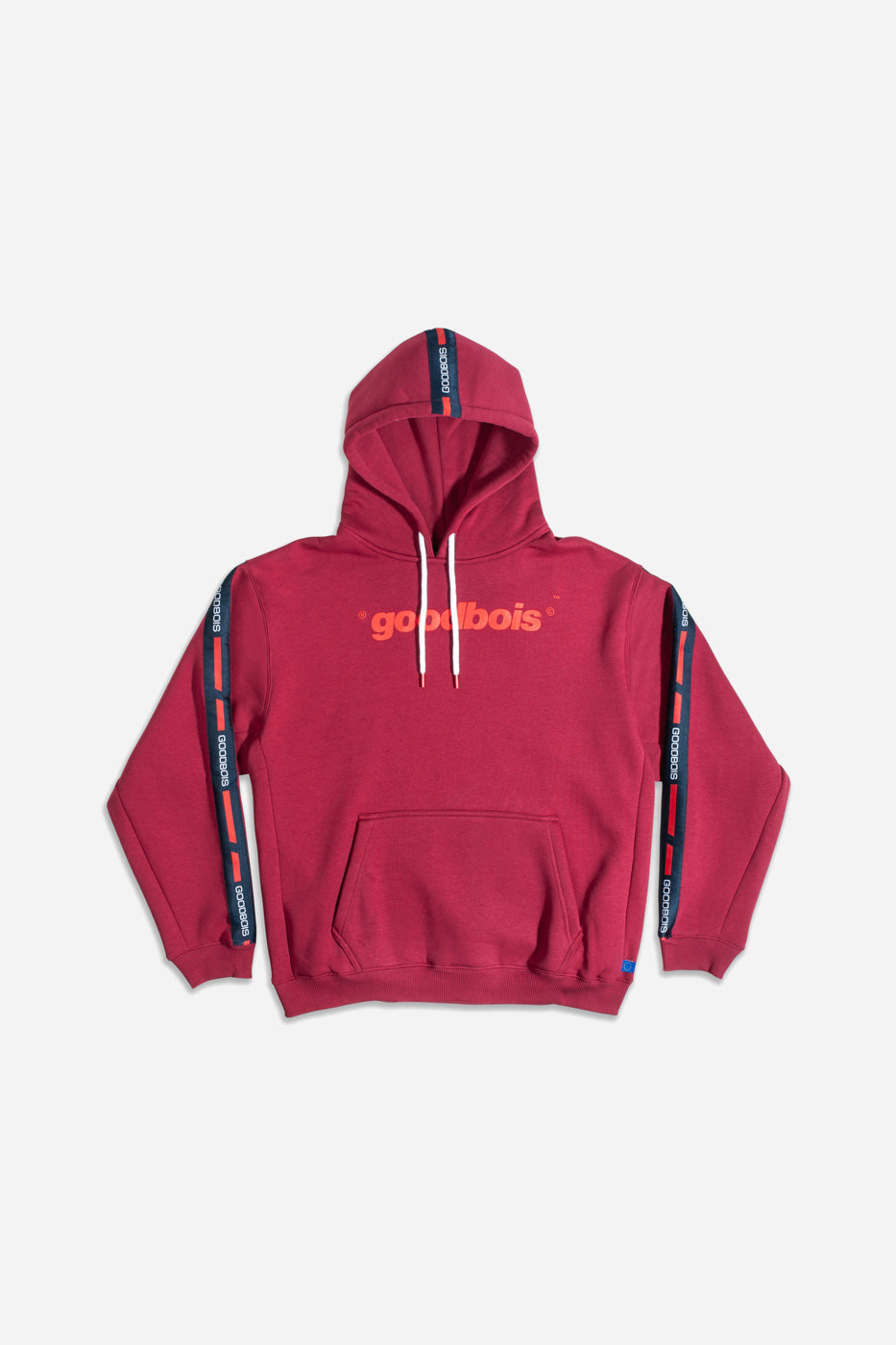 OFFICIAL TAPE HOODY BGY