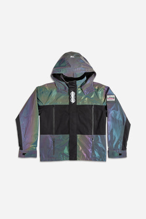 GEOTAG RADAR SHELL JACKET OILSPILL REFLECTIVE