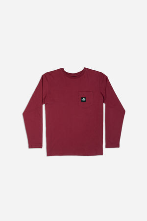 OUTDOOR SPORTS POCKET LONGSLEEVE BGY