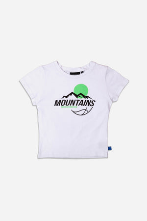OUTDOOR SPORTS T-SHIRT WMNS WHT