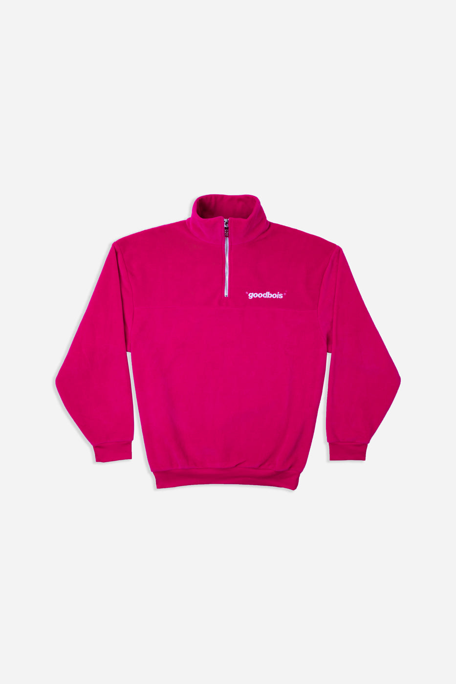 OFFICIAL FLEECE HALFZIP CREWNECK MAG