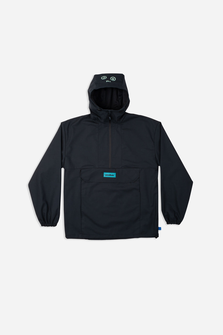OFFICIAL CORE ANORAK GRY