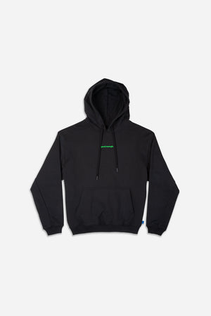 CONNECT HOODY BLK