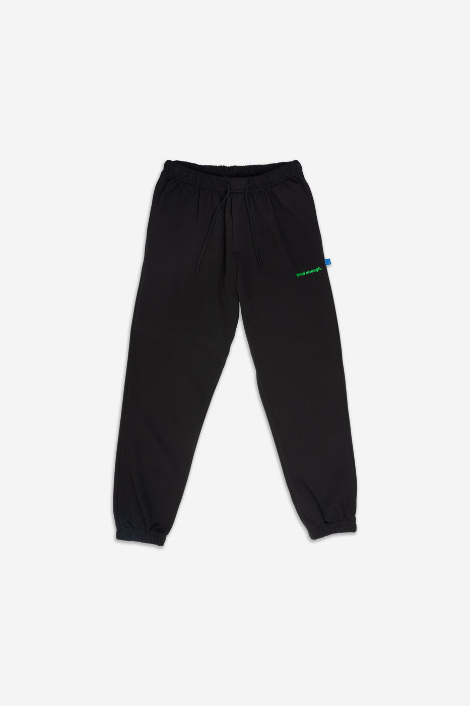 CONNECT SWEAT PANTS BLK