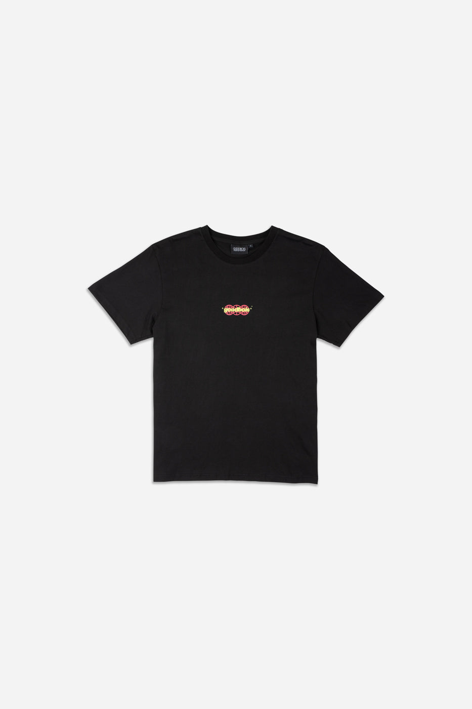 GEAR T-SHIRT BLK
