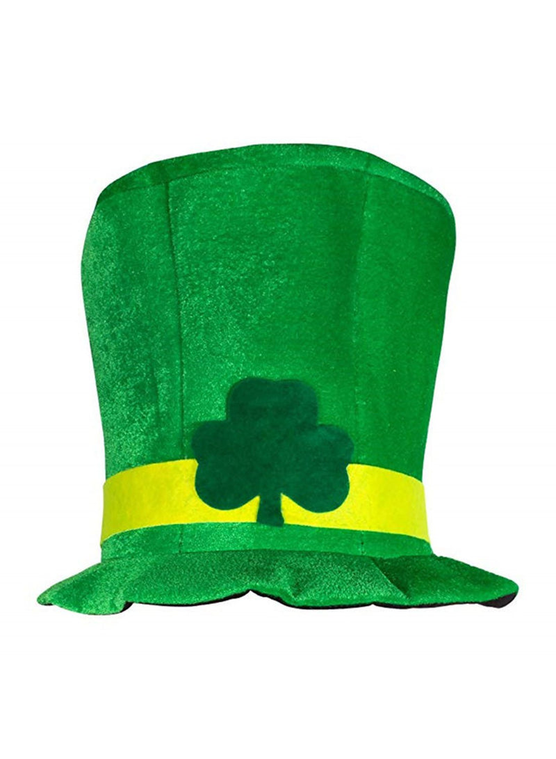 St. Patrick's Day Irish Solid Festival Hat - Durrye