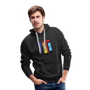 Vote Art - Men's Premium Hoodie - black