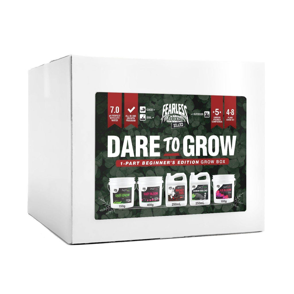 Dare To Grow - Beginner's Edition Grow Box