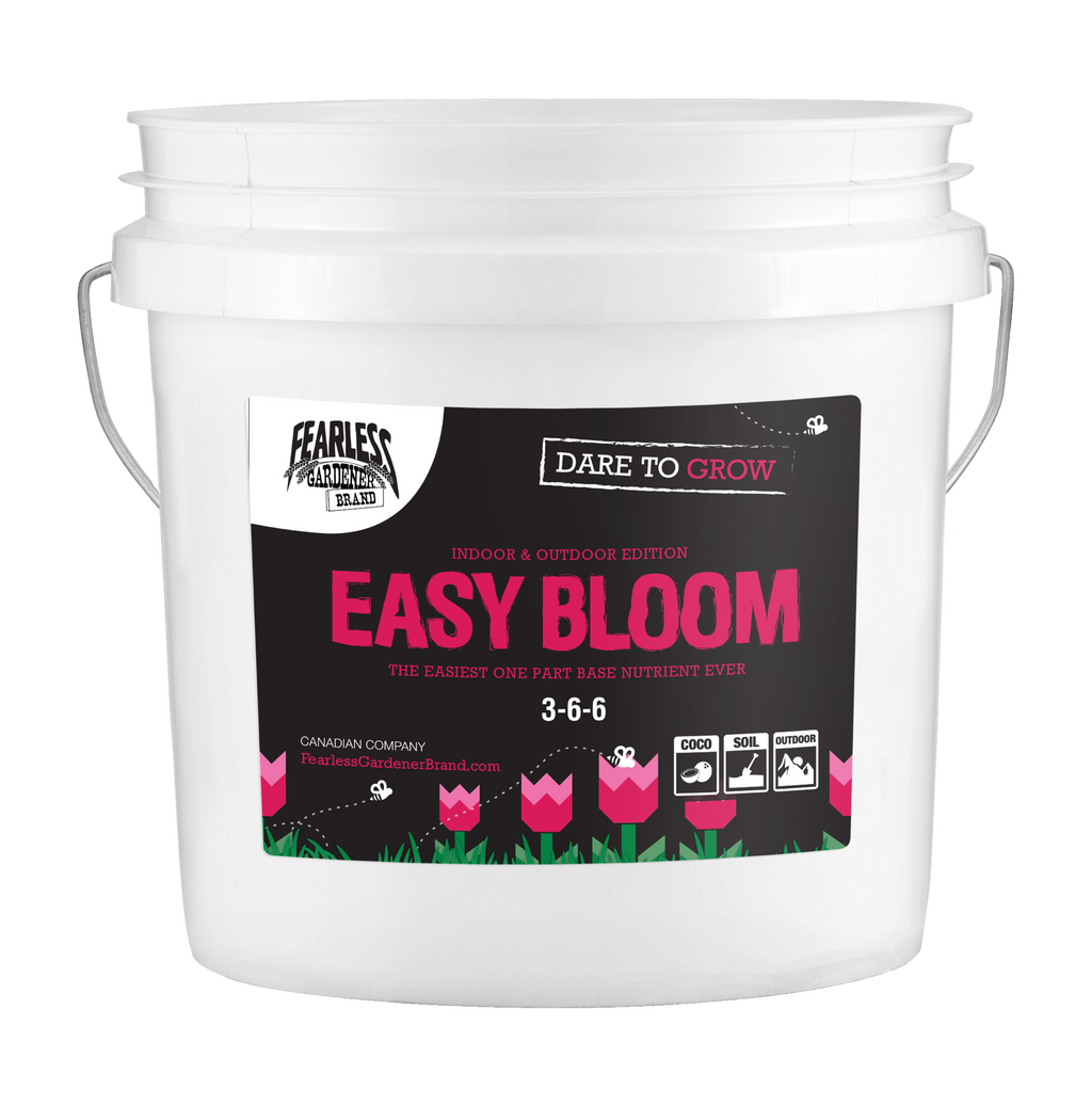 Easy Bloom [3-6-6] - Fearless Gardener Brand Online