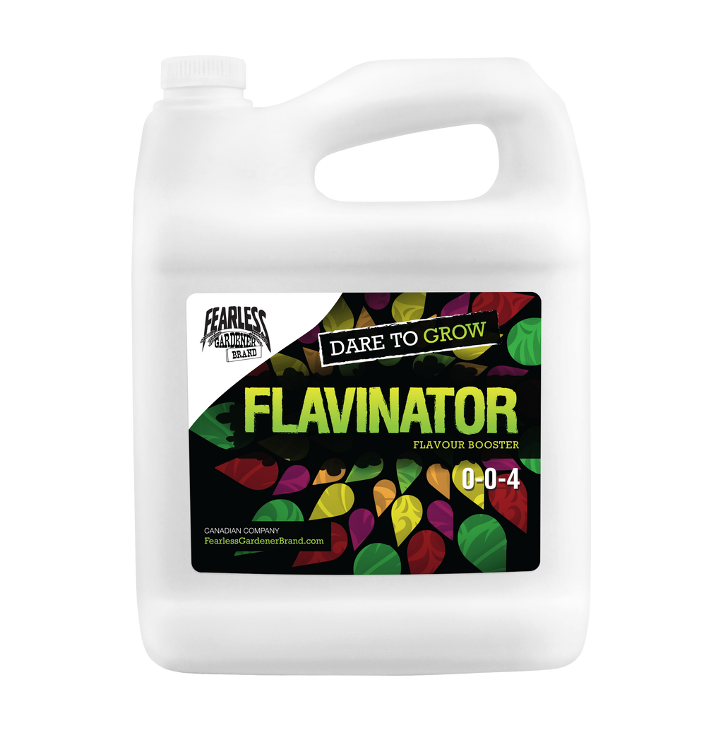 Dare To Grow - Flavinator [0-0-4]