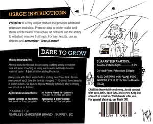 Dare To Grow - Protector Label
