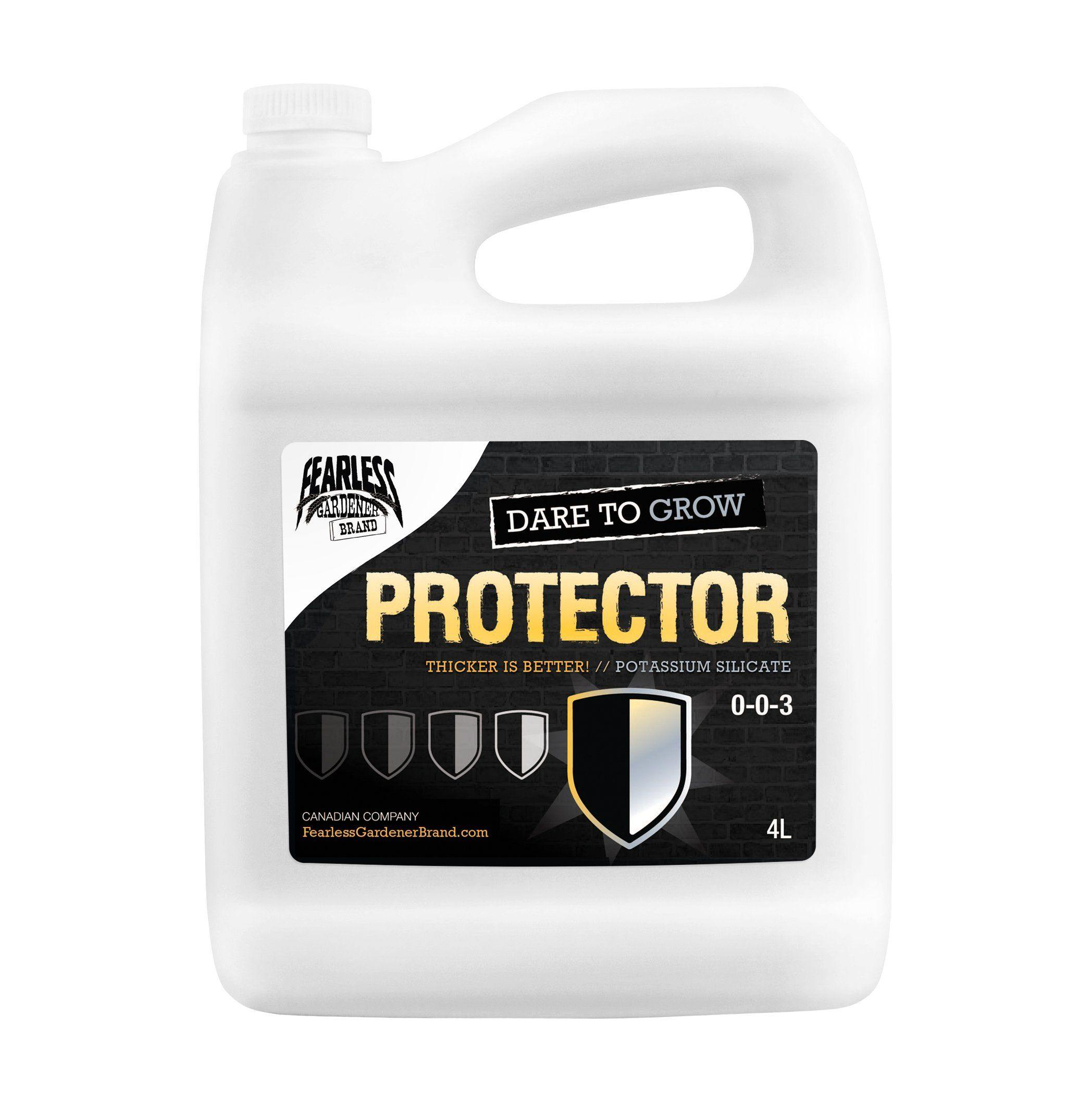 Dare To Grow - Protector [0-0-3] | Fearless Gardener Brand