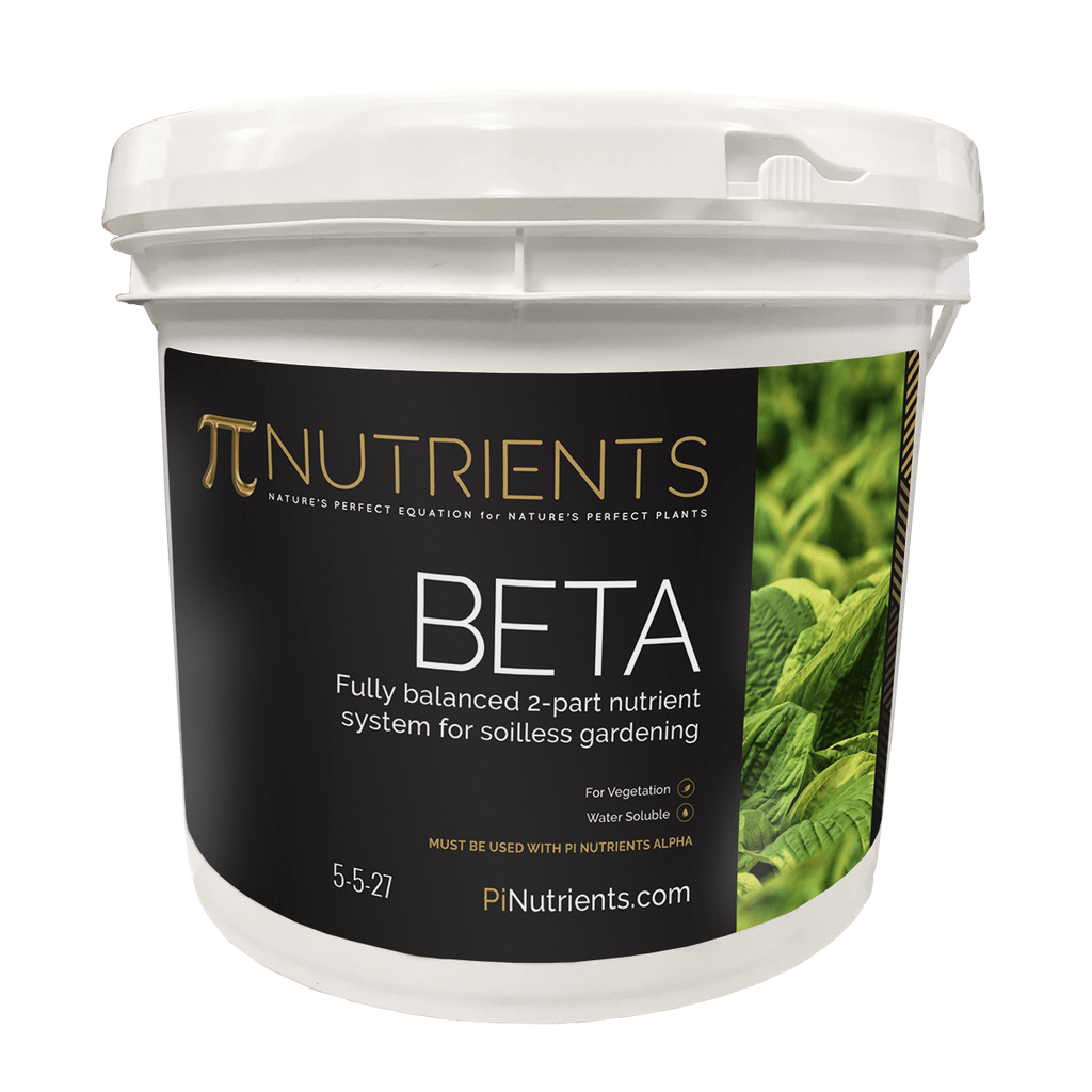 Pi Nutrients - Beta 5-5-27 - Fearless Gardener Brand Online