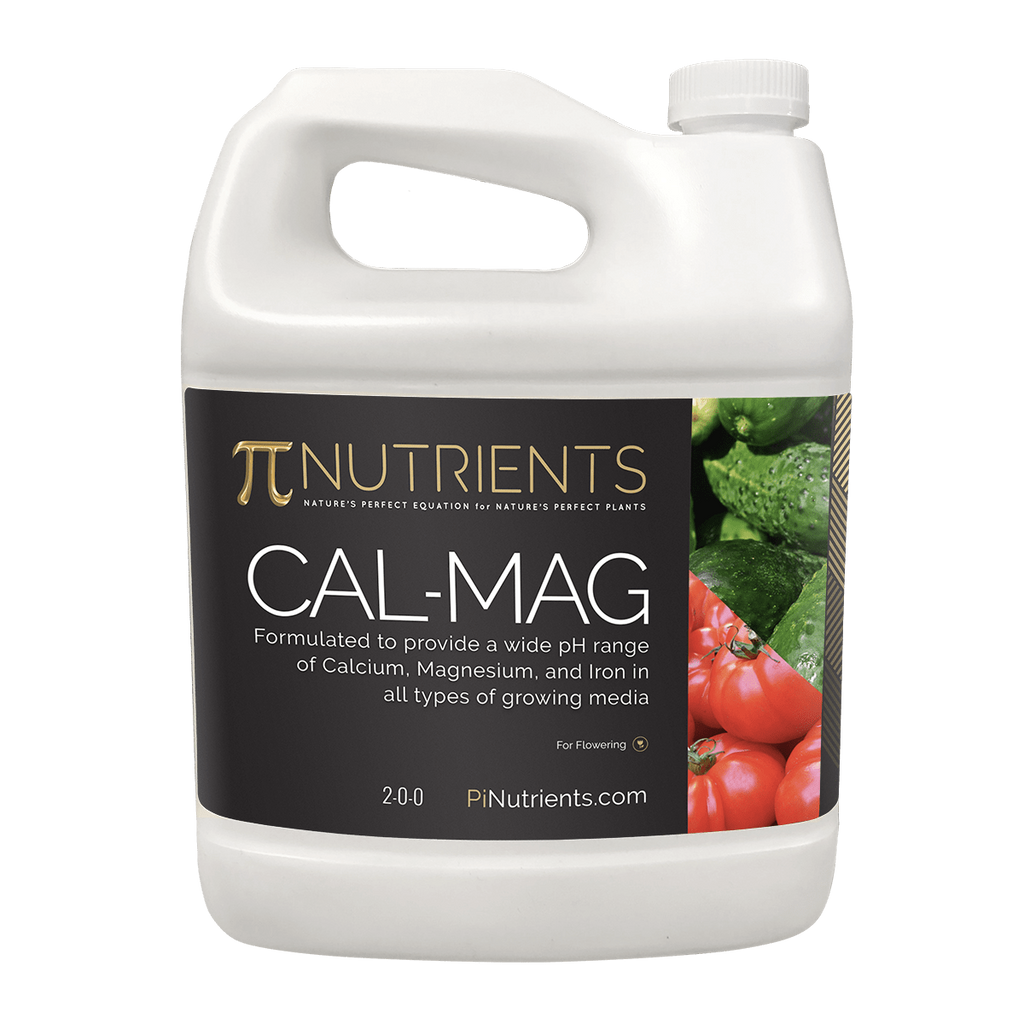 Pi Nutrients - Cal-Mag 2-0-0 - Fearless Gardener Brand Online