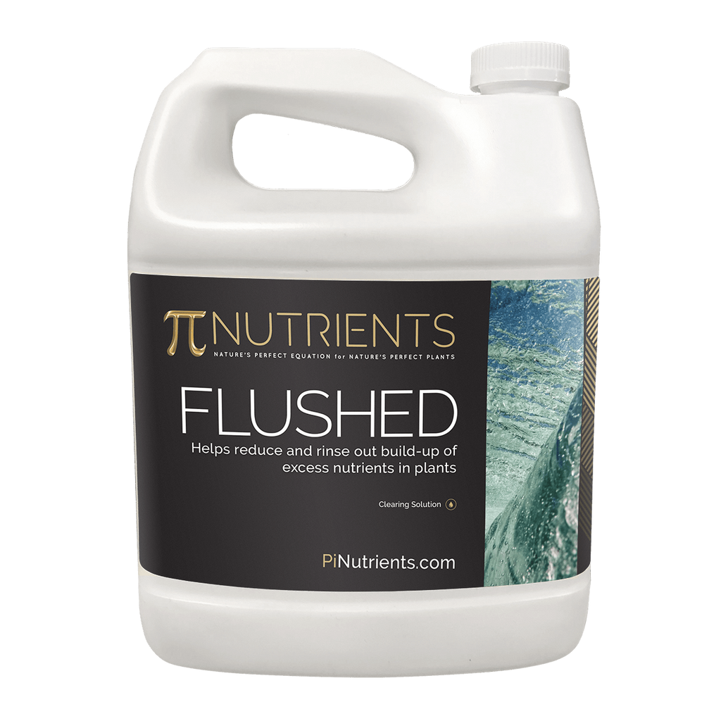 Pi Nutrients - Flushed | Fearless Gardener Brand