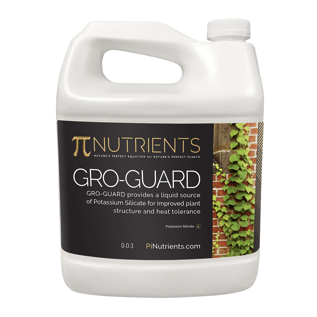 Pi Nutrients - Gro-Guard 0-0-3 - Fearless Gardener Brand Online