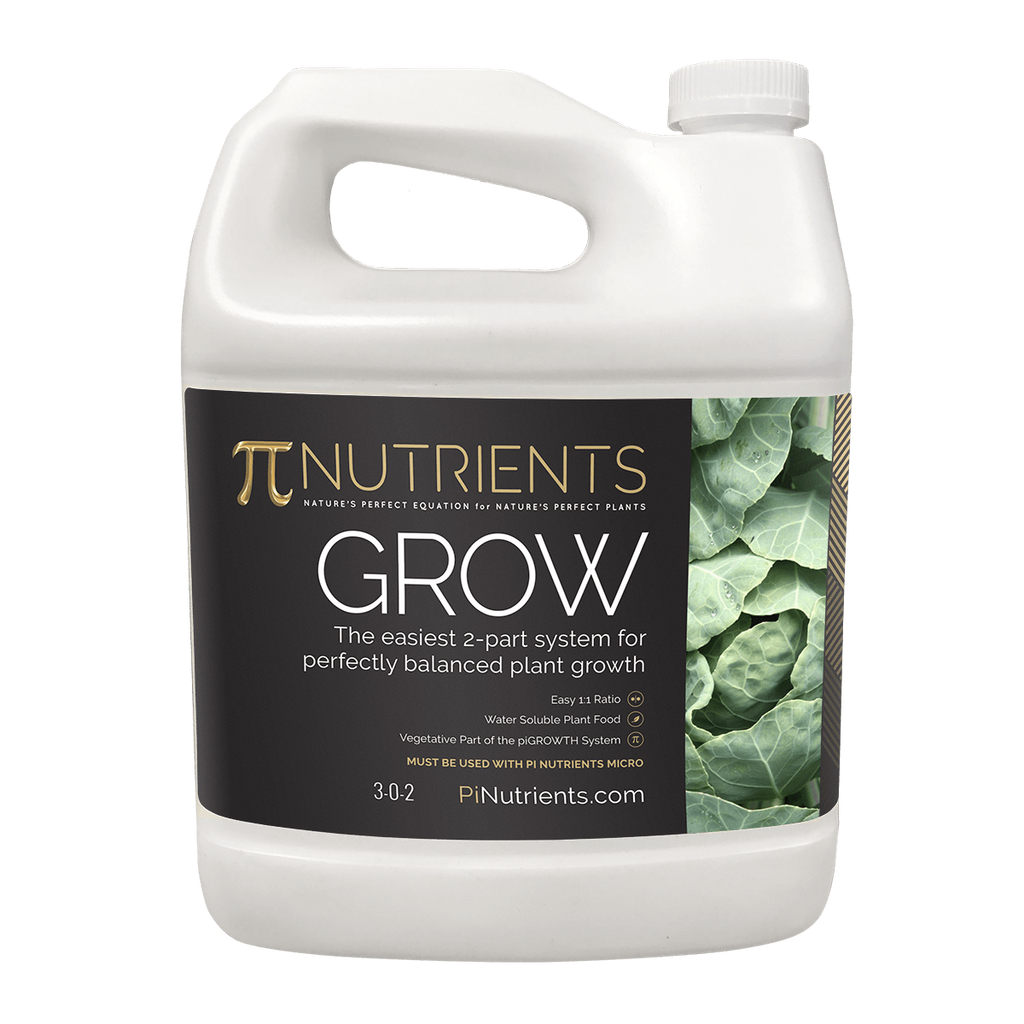 Pi Nutrients - Grow 3-0-2 | Fearless Gardener Brand