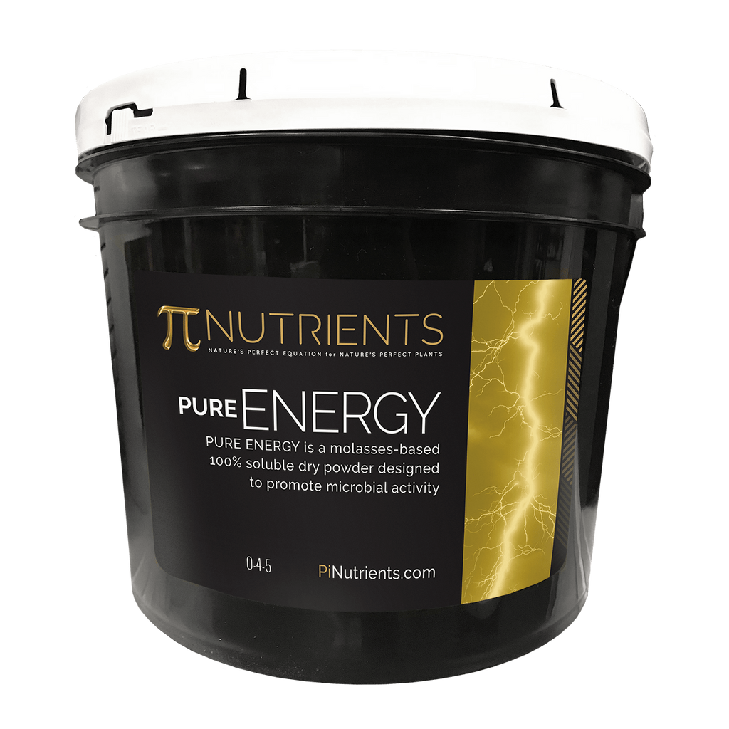 Pi Nutrients - Pure Energy 0-4-5 - Fearless Gardener Brand Online