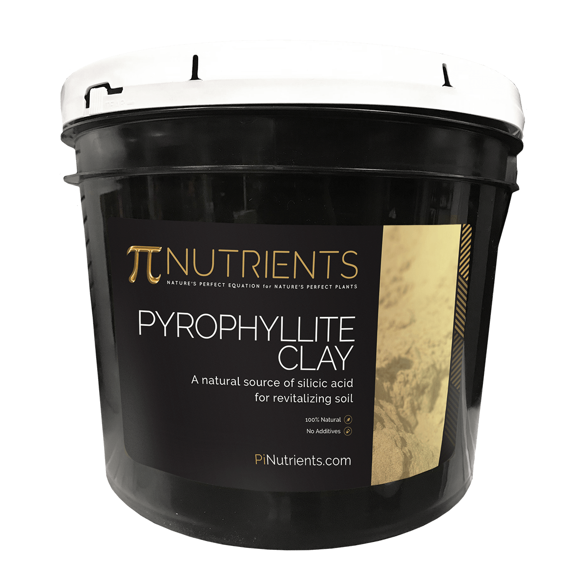 Pi Nutrients - Pyro Phyllite Clay - Fearless Gardener Brand Online