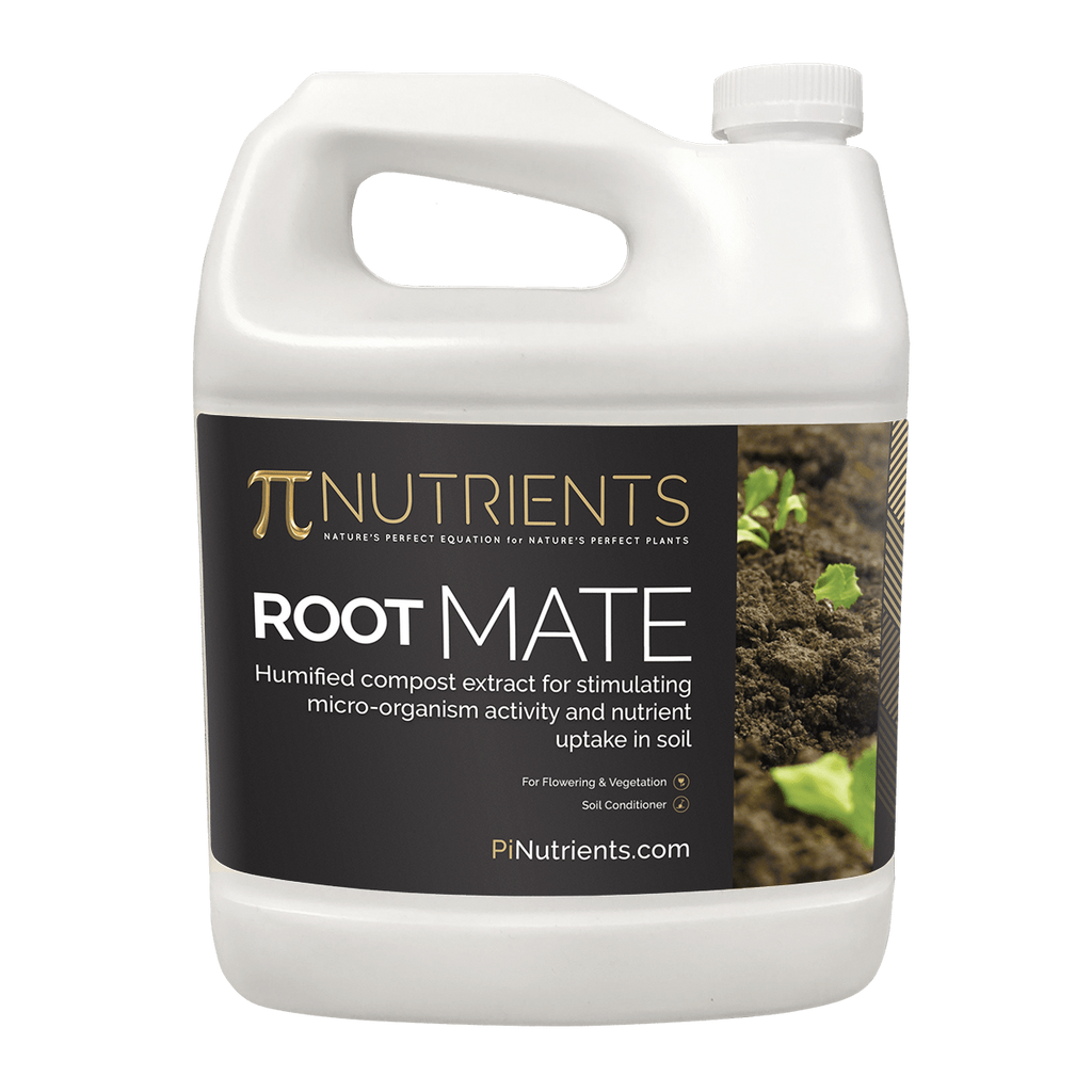 Pi Nutrients - Root Mate - Fearless Gardener Brand Online