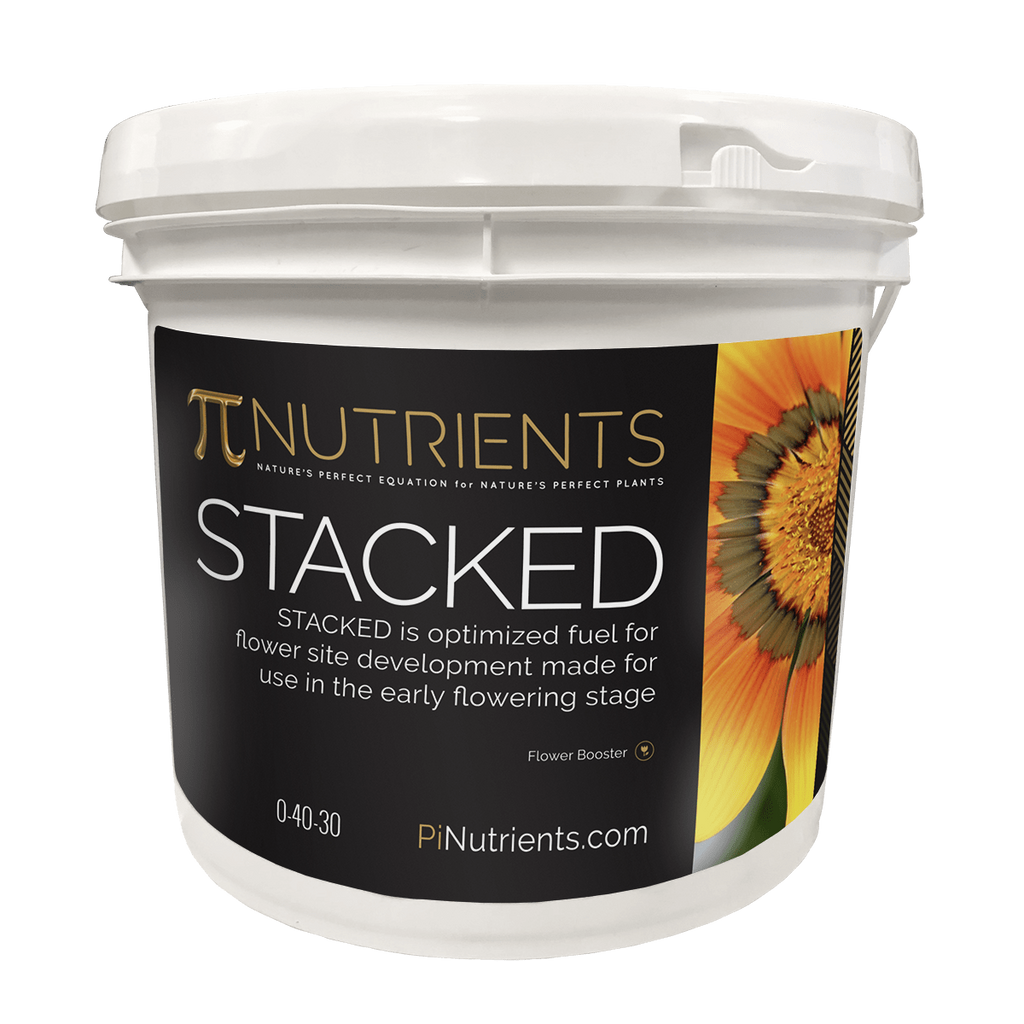 Pi Nutrients - Stacked 0-40-30 | Fearless Gardener Brand