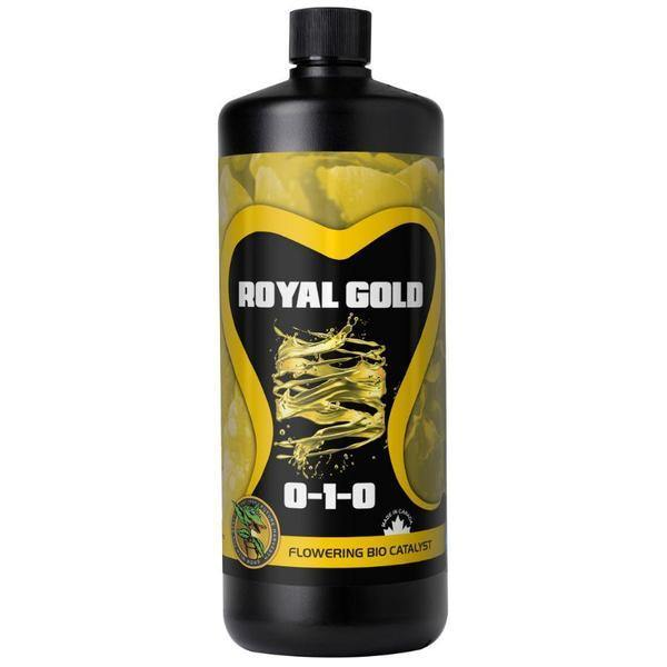Future Harvest - Royal Gold | Fearless Gardener Brand