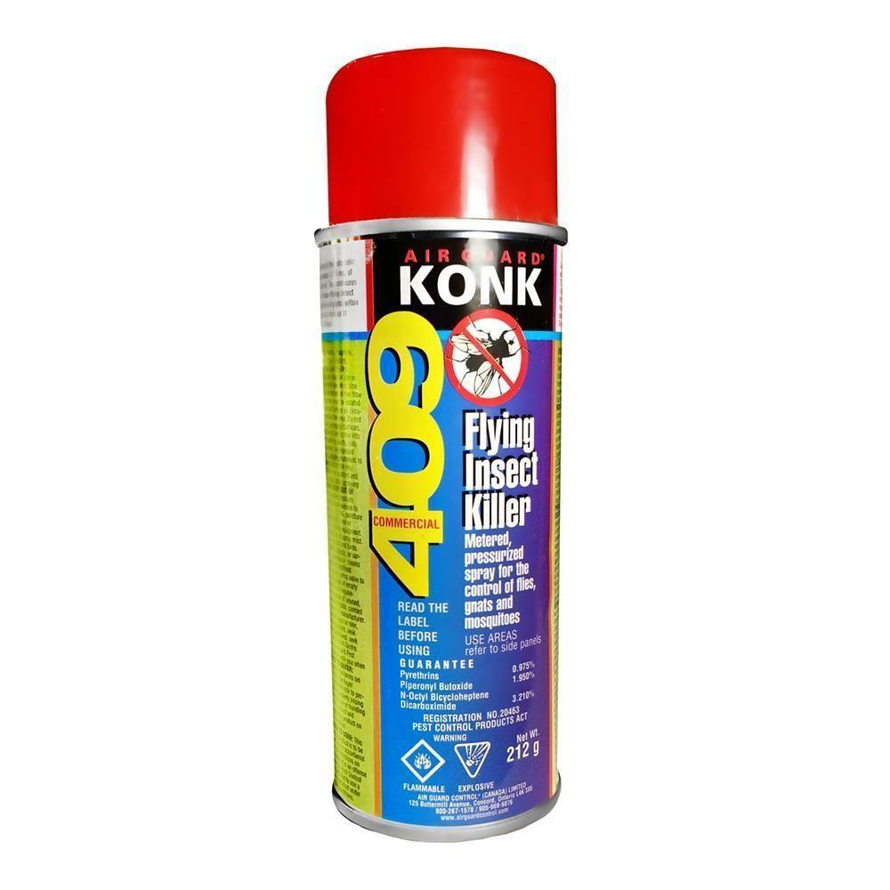 Konk 409 Flying Insect Killer - Fearless Gardener Brand Online