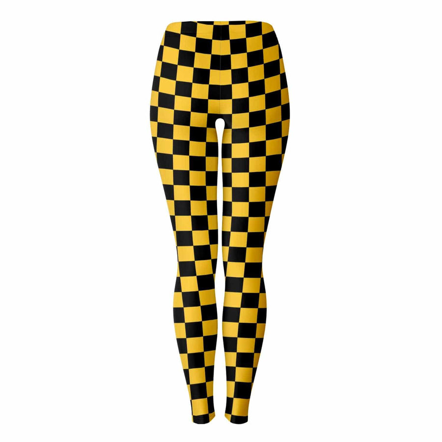 Taxi Checkered Legging