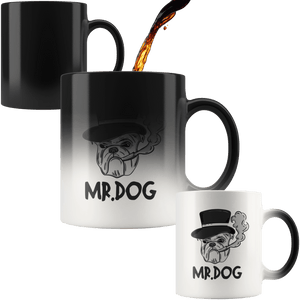 Mr. Dog Magic Mug 11oz