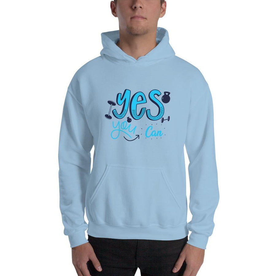 Yes You Can Hoodie