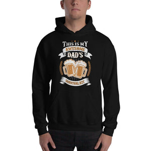Awesome Dad's Survival Kit Hoodie