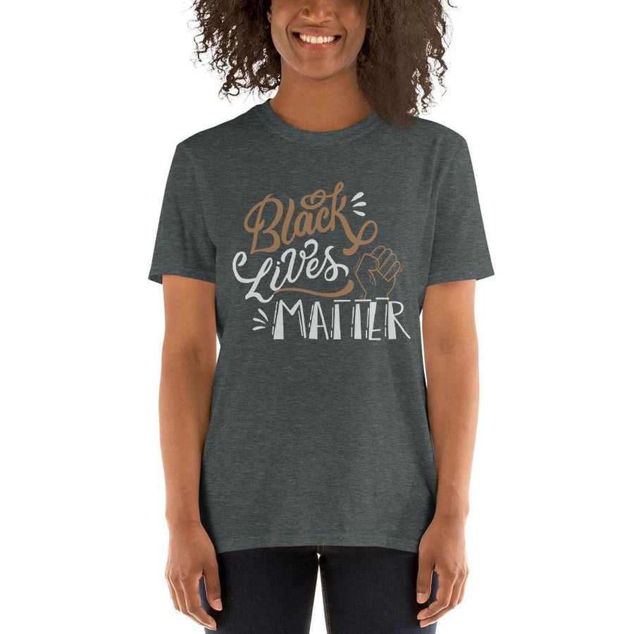 Black Lives Matter Short-Sleeve T-Shirt