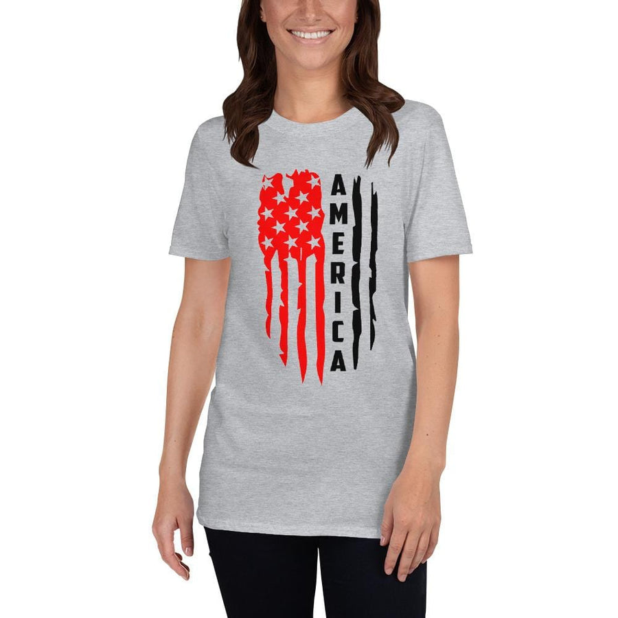 America Short-Sleeve T-Shirt