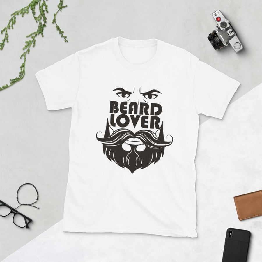 Beard Lover Short-Sleeve T-Shirt