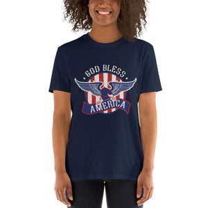 God Bless America Short-Sleeve T-Shirt