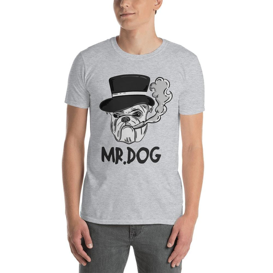 Mr Dog Short-Sleeve T-Shirt