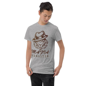 Mafia Gangster Short Sleeve T-Shirt