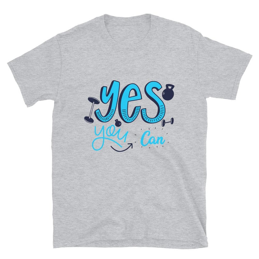 Yes You Can Short-Sleeve T-Shirt