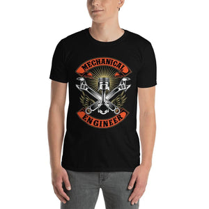 Mechanical Engineer Short-Sleeve T-Shirt