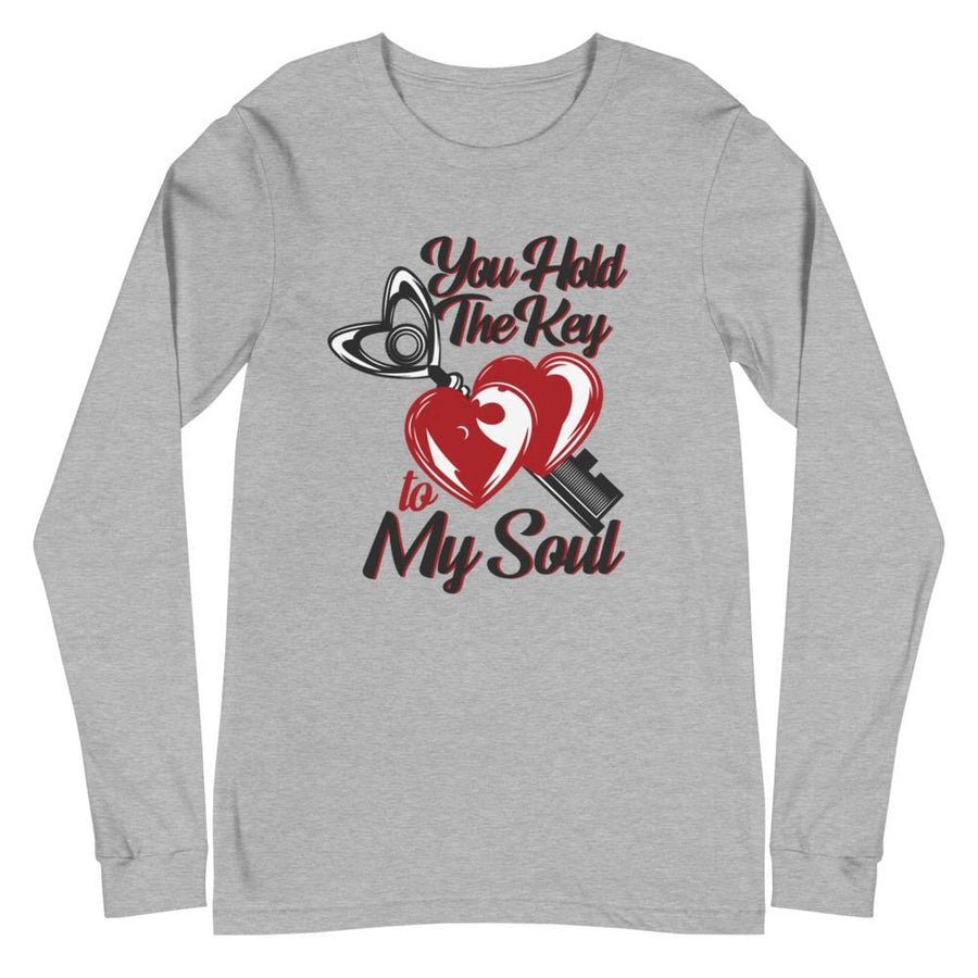 You Hold The Key to My Soul - Long Sleeve Tee