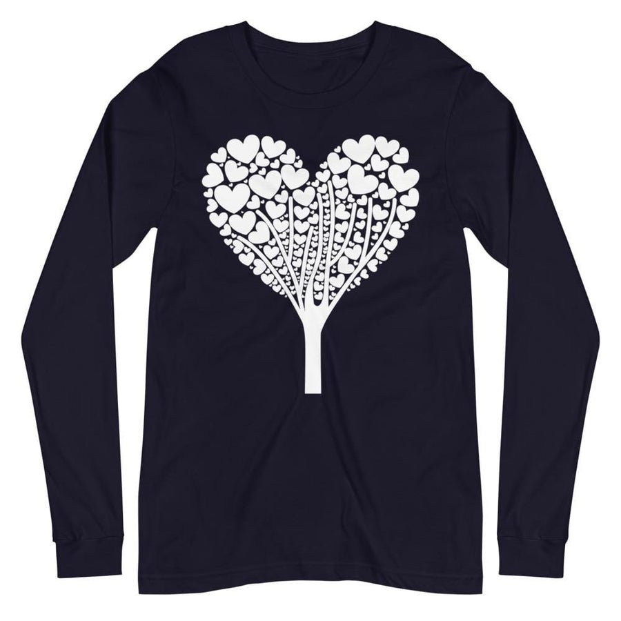 Love Tree Long Sleeve Tee